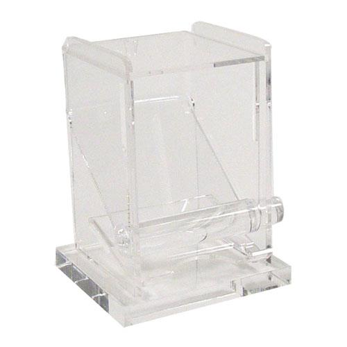 Crestware - CTDACR - 5 1/2 in Clear Toothpick Dispenser
