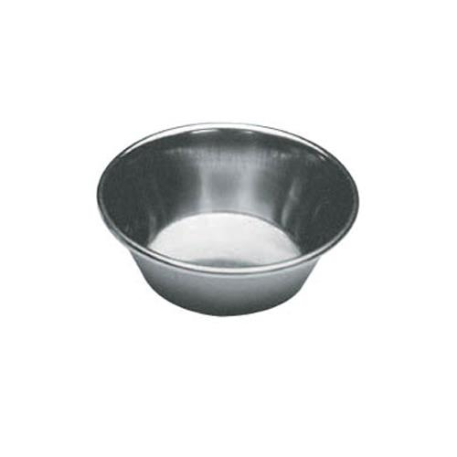 Winco - SCP-15 - 1 1/2 oz Stainless Steel Sauce Cup