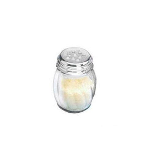 American Metalcraft LX306 6 oz Lexan Cheese Shaker w/Top for Restaurant Chef