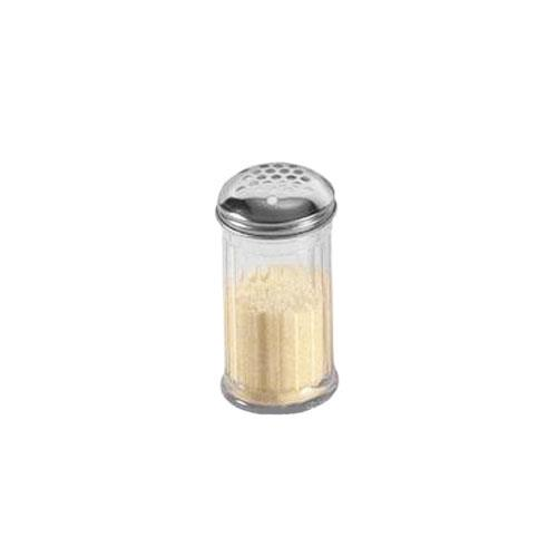 American Metalcraft - SAN319 - 12 oz SAN Cheese Shaker w/Extra Large Hole Top