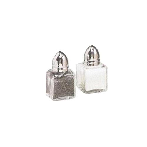 American Metalcraft - SP125 - 1/2 oz Petite Salt & Pepper Shaker