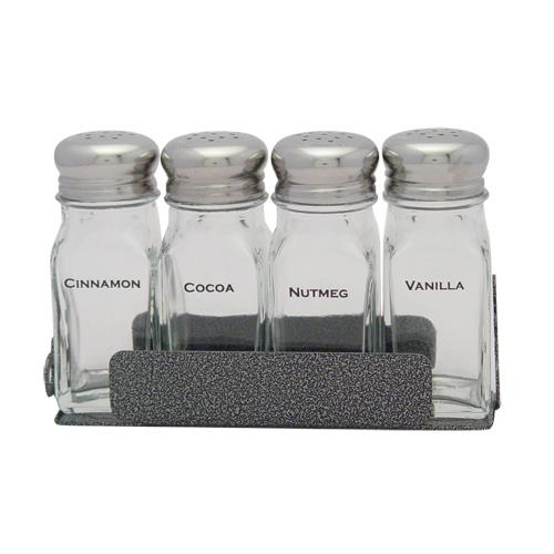 Espresso Supply - 05102 - Spice Shaker Set