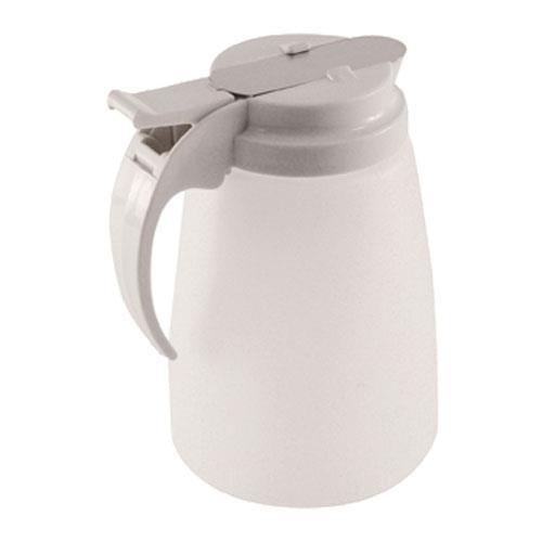 Vollrath 632-18 32 oz Plastic Dressing/Syrup Dispenser for Restaurant Chef