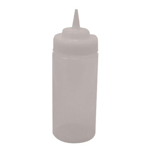 Tablecraft - 11663C - 16 oz Wide Mouth Squeeze Bottle