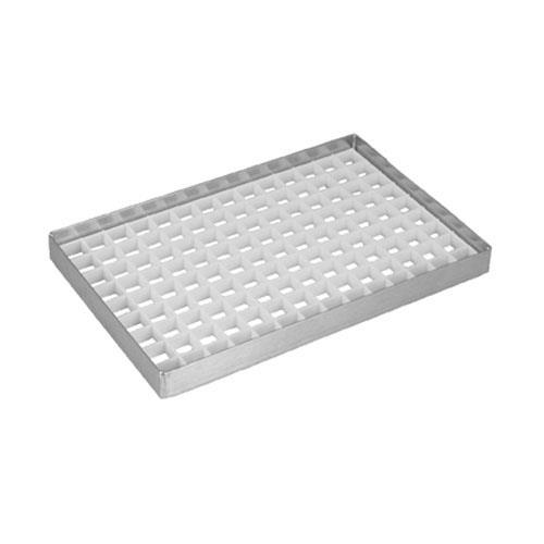 "Infra Corporation - DT5508ND - 8"" x 5 1/2"" x 3/4"" Countertop Drip Tray"