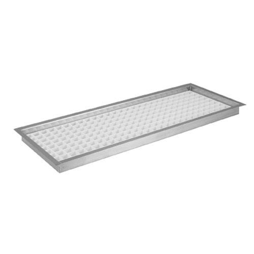 Infra Corporation - FDT5515TH - 14 7/8 in x 5 3/8 in Flush Countertop Drain Tray