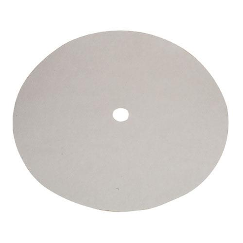 "Commercial - 21 7/8"" Round Fryer Filter Paper"