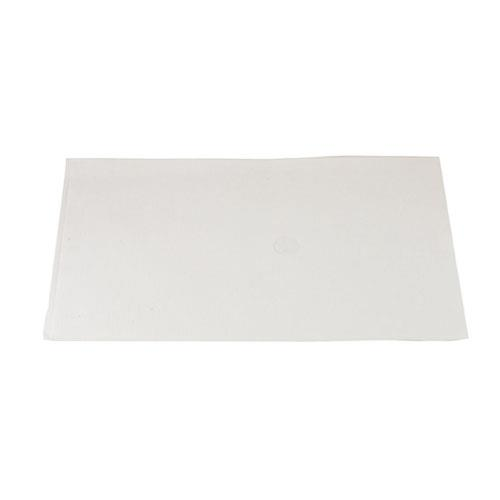 Pitco - 13 1/2 in x 24 in Fry Filter Paper