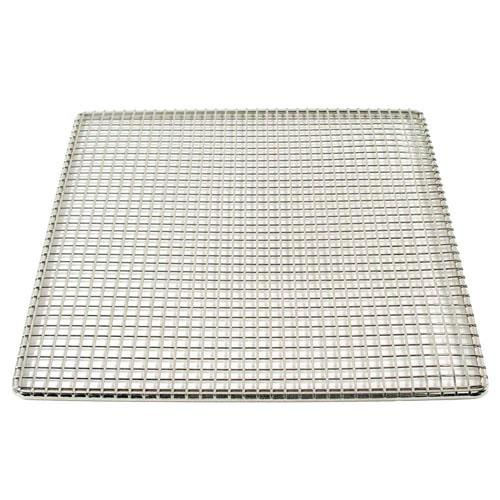"FMP - 226-1053 - 13 1/2"" x 13 1/2"" Rounded Corners Fryer Screen"
