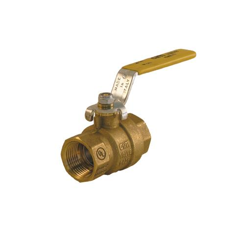 Dormont - 050FV - 1/2 in Gas Ball Valve