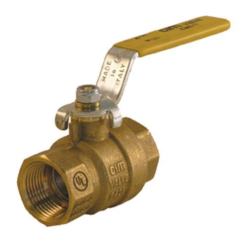 Dormont - 075FV - 3/4 in Gas Ball Valve