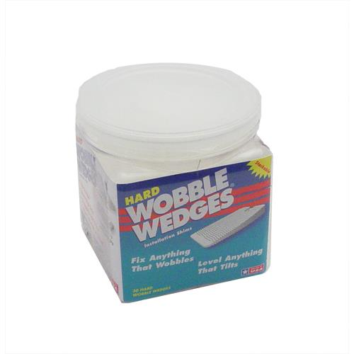 Wobble Wedge - 30 - 30 White Wobble Wedges