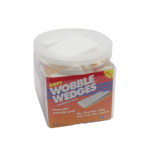 Wobble Wedge - 7030 - 30 White Wobble Wedges