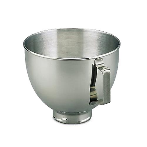 KitchenAid - K45SBWH - 4 1/2 qt Stainless Steel Mixer Bowl