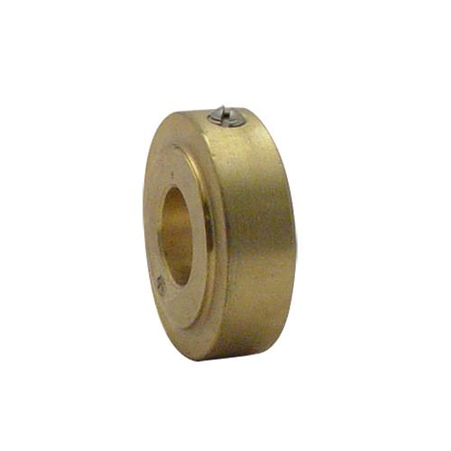 Alfa - P-1026 - Brass Collar With Set Screw