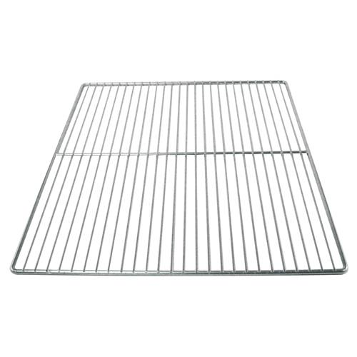 Commercial - 27 3/8 in x 26 1/2 in Plated Wire Refrigerator Shelf