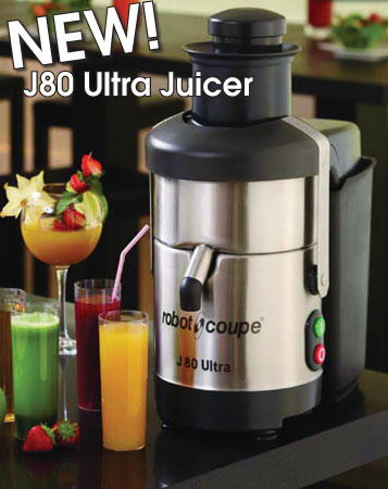 Product Watch: Robot Coupes J80 Ultra Juicer