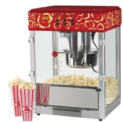 Concession Supplies - Popcorn Supplies