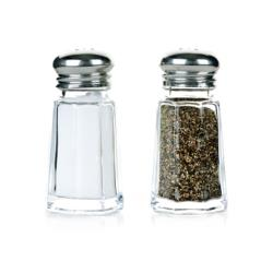 Mexican Restaurant Supplies - Salt & Pepper Shakers