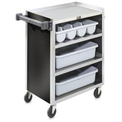 Tray & Flatware Carts