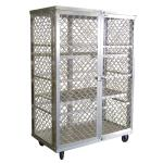 Security Shelving Racks