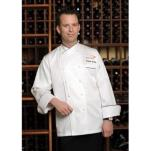 Chef Works - ECCB-L-46 - Monte Carlo Chef Coat (L) image