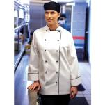 Chef Works - WICC-L - Women's Lausanne Chef Coat (L) image
