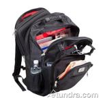 Mercer - M30600M - KnifePack Plus 3-Compartment Backpack image