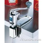 Edlund - U-12L - Quick Change Manual Can Opener w/Long Bar And Plated Steel Base image
