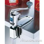 Edlund - U-12S - Quick Change Manual Can Opener w/Stainless Steel Base image