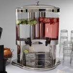 American Metalcraft - JUICE12 - Dual Beverage Dispenser image