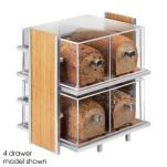 Cal-Mil - 1480 - 2-Drawer Bread Box image