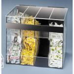 Cal-Mil - 866 - 4 Section Condiment Organizer image