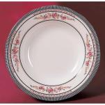 "Thunder Group - 1107AR - 7"" Rose Soup Plate image"
