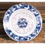 "Thunder Group - 1107DL - 7"" Blue Dragon Soup Plate image"