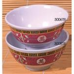 Thunder Group - 3008TR - 12 oz. Longevity Rice Bowl image