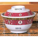 "Thunder Group - 3201TR - 5 3/4"" Longevity Noodle Bowl w/o Lid image"