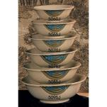 Thunder Group - 5085J - 64 oz. Wei Chinese Noodle Bowl image