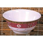 Thunder Group - 5275TR - 38 oz. Longevity Scalloped Bowl image