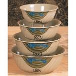 Thunder Group - 5308J - 45 oz. Wei Soba Bowl image