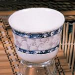 Thunder Group - 9152DL - 5 oz. Blue Dragon Tea Cup image