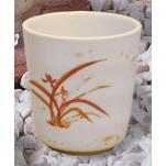 Thunder Group - 9753GD - 7 oz. Gold Orchid Mug image