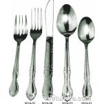 Winco - 0024-01 - Elegance Mirror Finish Teaspoon image