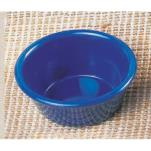 "Thunder Group - ML538CB - 3 3/8""- 4 oz. Cobalt Blue Smooth Ramekin   image"
