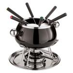 World Cuisine - 41312-00 - 11 Piece Stainless Steel Meat Fondue Set image