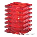 Hollowick - 1501R - Ruby Stacked Block Lamp image