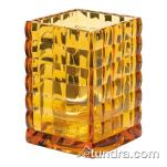 Hollowick - 1533A - Optic Block Amber Lamp image