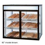"Federal - CT-12 - 80"" Countertop Non-Refrigerated Full Pan Display Case image"