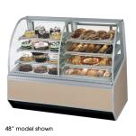 "Federal - SN77-3SC - Series '90 77"" Dual Zone Bakery Case image"