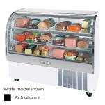"Beverage Air - CDR5/1-B-20 - 61"" Black Refrigerated Display Case image"